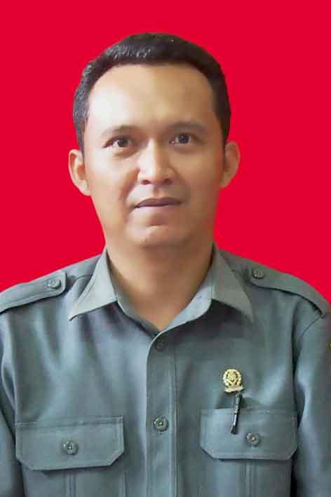 Agus Iskandar. SHI